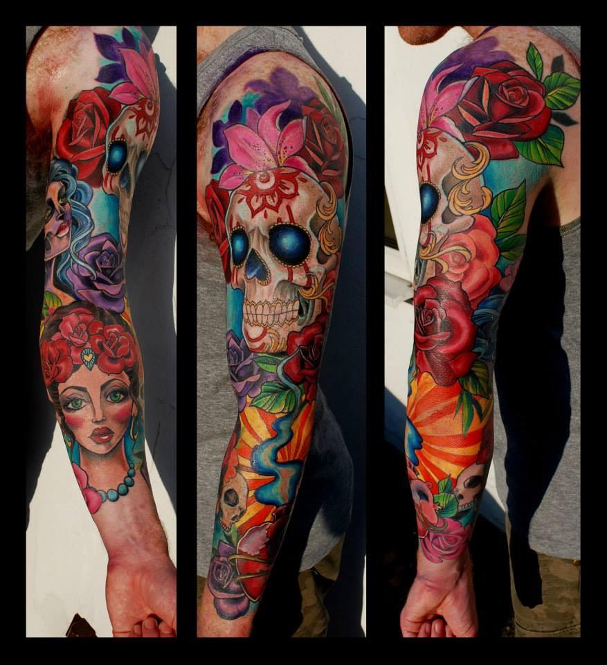 How to be tattoo artist uk magazine
